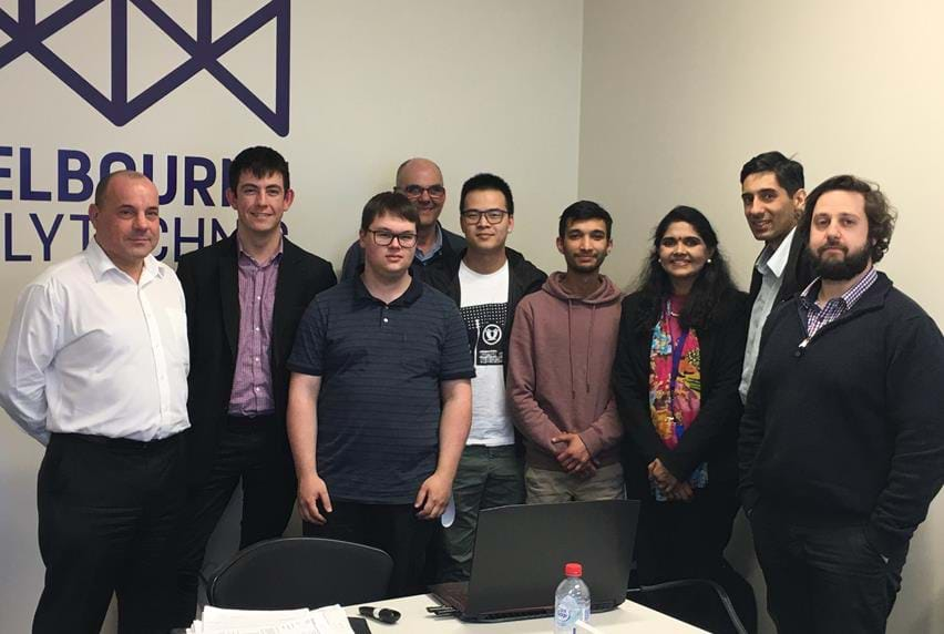Bachelor Of Information Technology Students Cap Off Year With Real Life Experience