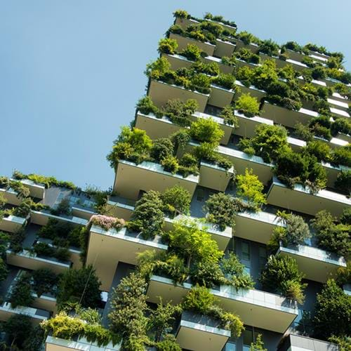 How is our Built Environment changing after 2020