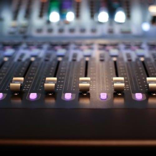 So you want to work in sound production?