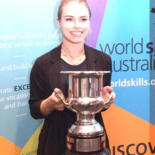 Jewellery students sweep Regional Worldskills competition
