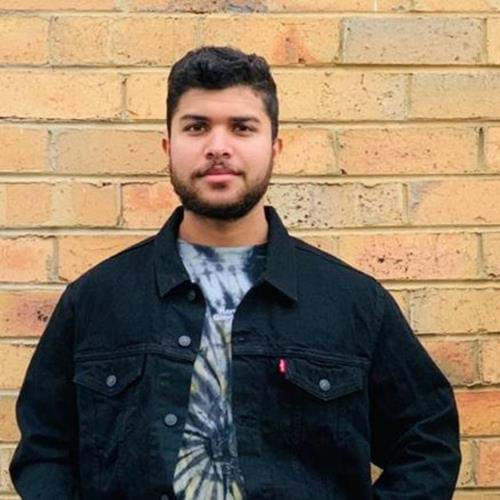 Engineering Technology student Themiya finds support a long way from home
